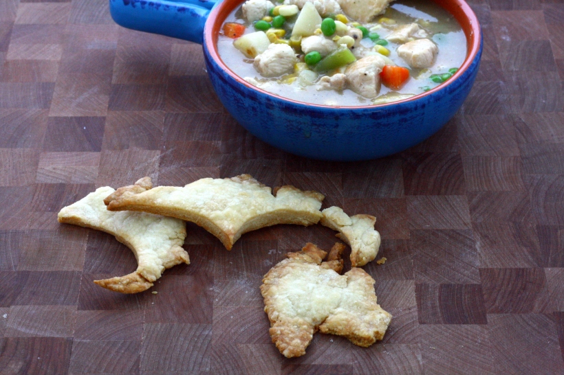pot pie soup with crust