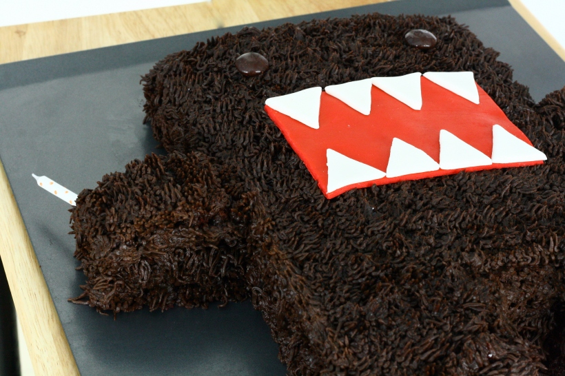 domo with candle