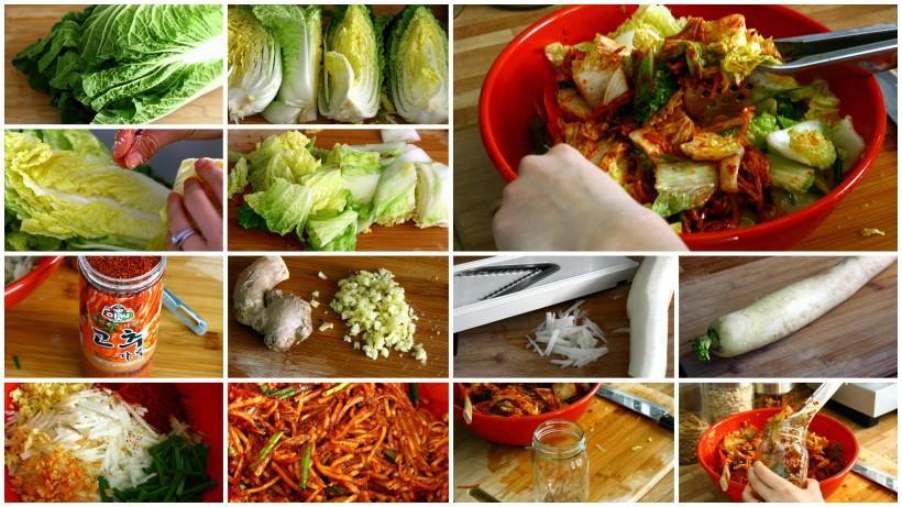 how to make kimchi | doughseedough.net