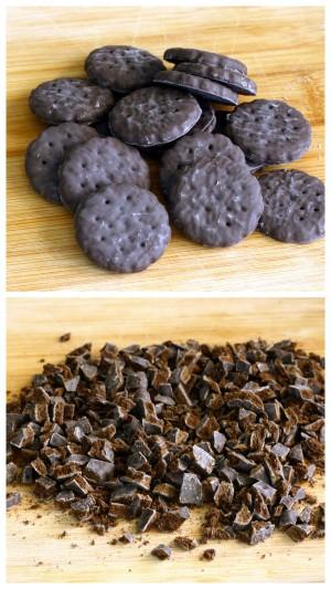 thin mint cookies   doughseedough.net