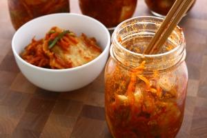homemade kimchi | doughseedough.net