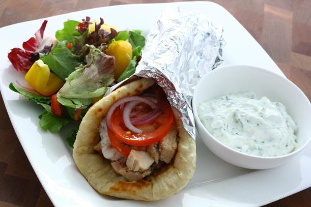 chicken gyros | doughseedough.net