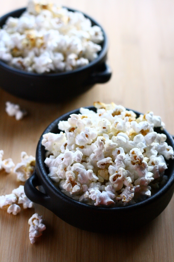 sweet & salty kettle corn | doughseedough.net