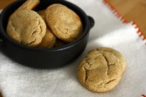 soft & chewy snickerdoodles  -- no shortening! | doughseedough.net