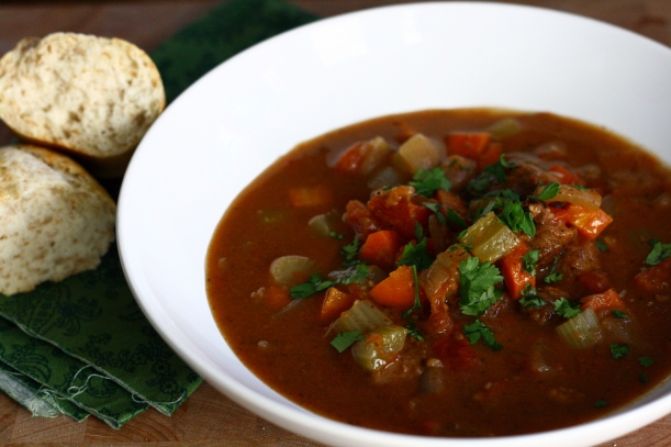 Hearty Venison Stew |doughseedough.net