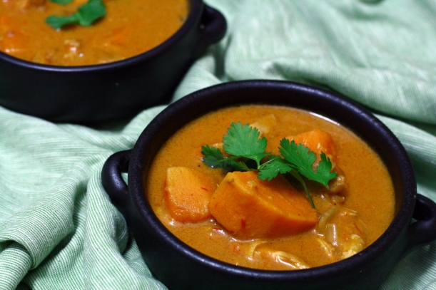 African Peanut Stew | doughseedough.net