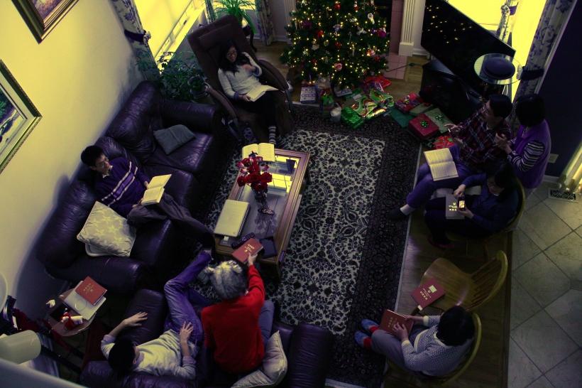 DSD Christmas | doughseedough.net