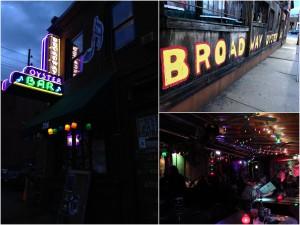 Broadway Oyster Bar St. Louis | doughseedough.net