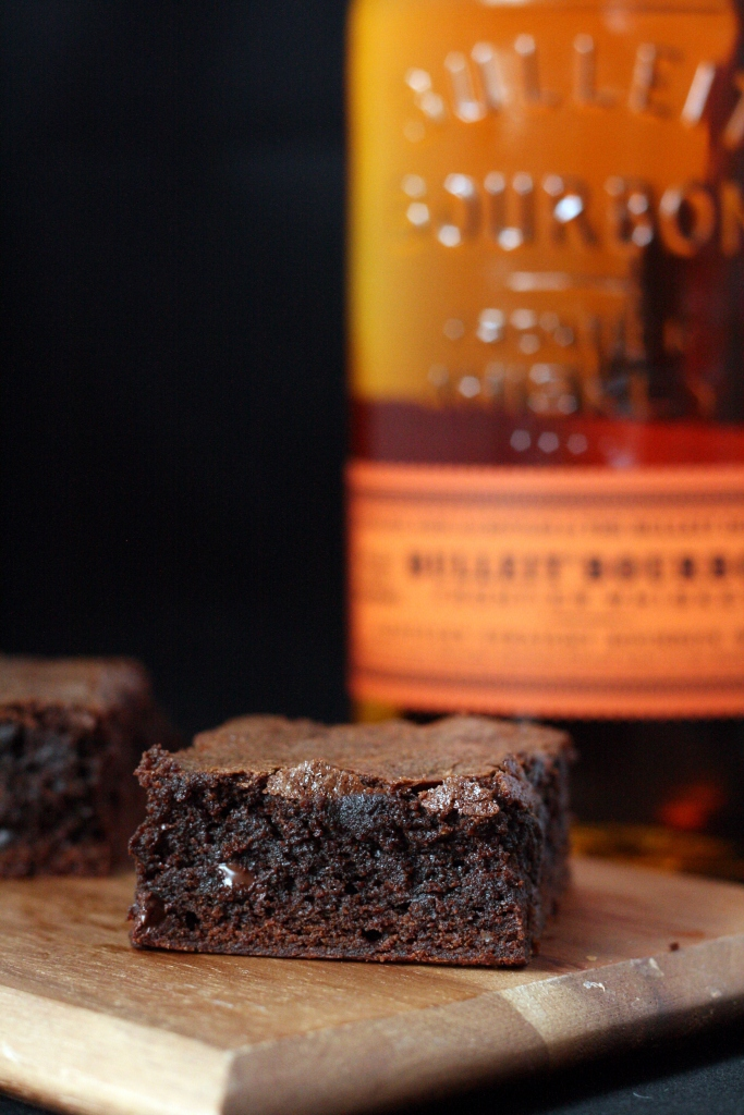 Espresso Bourbon Brownies | doughseedough.net