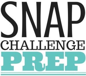 SNAP Challenge Prep | doughseedough.net
