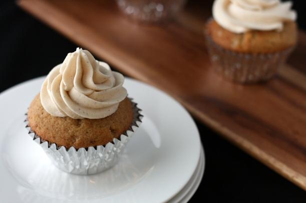 Chai Latte Cupcakes | doughseedough.net